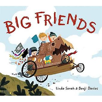 Big Friends by Linda Sarah - Benji Davies - 9781627793308 Book