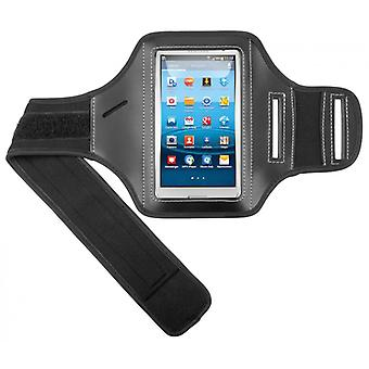 Bracelet Goobay black quick closure for Samsung Galaxy S3 i9300 S4 i9500