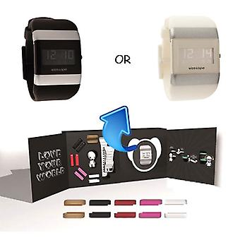 Wize and Ope  Collectors Box Digital  Watch BD-WO-2