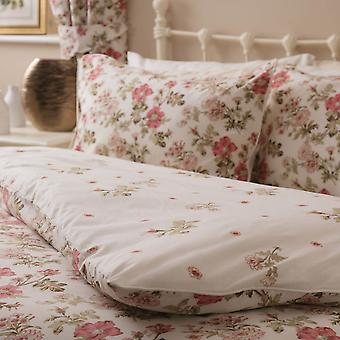 Belledorm Wild Rose Pillowcase Pair