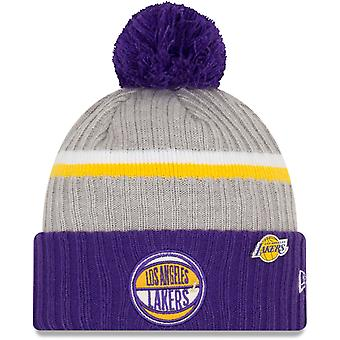 New Era NBA DRAFT 2019 Bobble Hat - Los Angeles Lakers