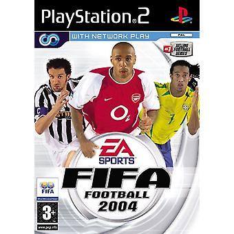 FIFA Football 2004 (PS2) - Nieuwe fabriek verzegeld