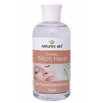 Nature's Aid Witch Hazel (Distilled) 150ml (130010)