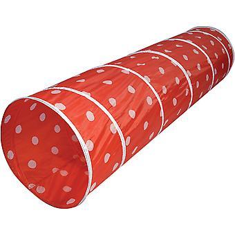 Spirito dell'aria bambini Unito Play Tunnel pois rosso