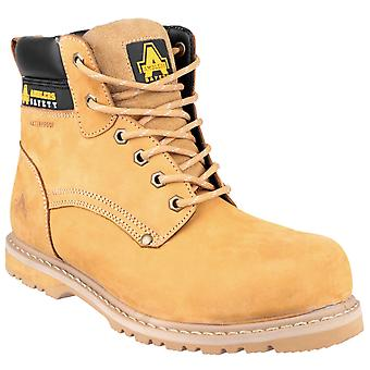 Amblers Safety Mens 147 Welted Safety Boot S3 Honey
