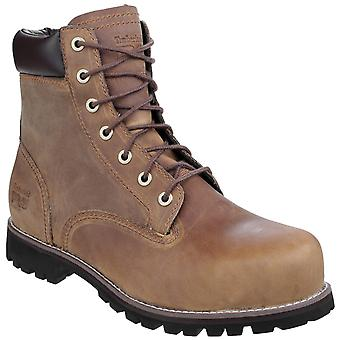 Timberland Pro Mens Eagle Safety Boot Gaucho