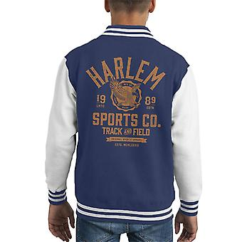 Divide & Conquer Harlem Sports Co Kid's Varsity Jacket