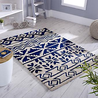 Evie 02 Tala Rugs By Concept In Navy