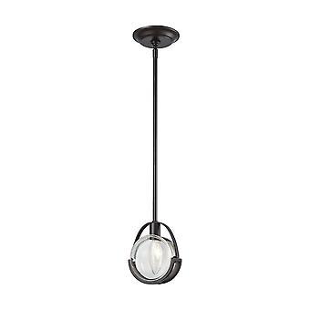 Focal point 1-light mini pendant