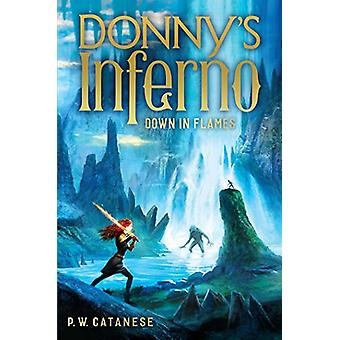 Down in Flames by P W Catanese - 9781481438032 Book