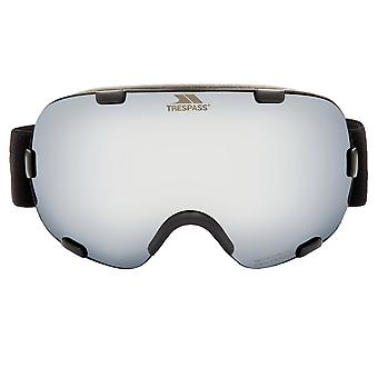 Trespass Bond Mirrored Dual Lens Ski Goggles
