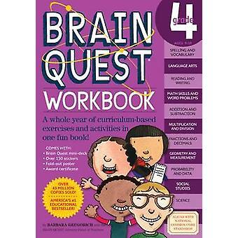 Brain Quest Grade 4 Workbook by Barbara Gregorvich - Patty McGee - 97
