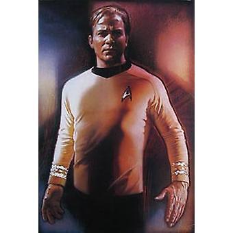 Captain Kirk (Single Sided) Original Cinema Poster