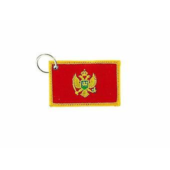 كلي كلس مفتاح برود التصحيح Ecusson شارة العلم الجبل الأسود الجبل الأسود