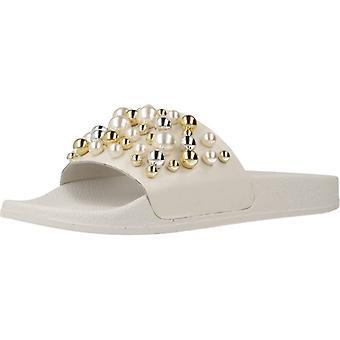 Inuovo Sandals 125007i Color White