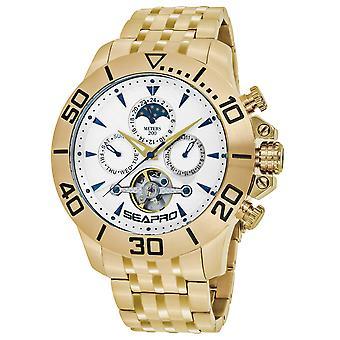 Seapro Men's Montecillo Silver Dial Watch - SP5134