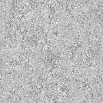 Arlo Texture Metallic Wallpaper Silver Muriva 162101