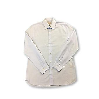 Hardy Amies Lock Brinsley fit shirt pale blue