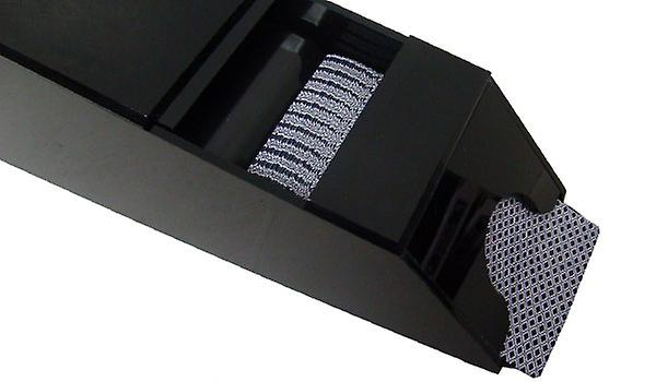 8 Deck Black Casino Security Blackjack Shoe