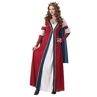 Renaissance Königin Fancy Kleid Kostüm