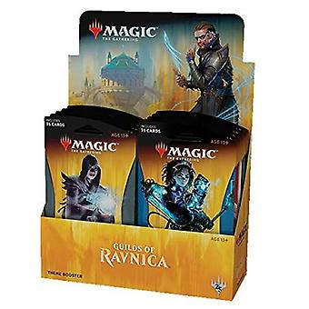 MTG Magic The Gathering Guilds of Ravnica Theme Booster Display Box (Pack of 10)