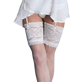 Couture Bridal Soft & Sheer Lace Top Stockings - Hosiery Outlet