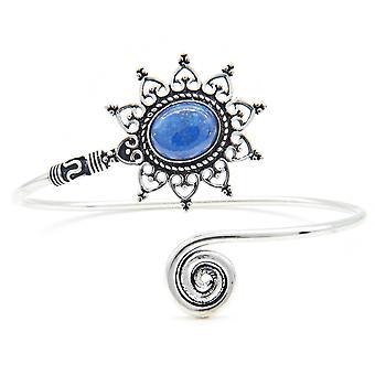 Ranne koru hopea hopea Lapis lazuli sininen (922-05-024-06)