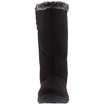 Propet Women's Madison Tall Zip Boot,Black,6 D US
