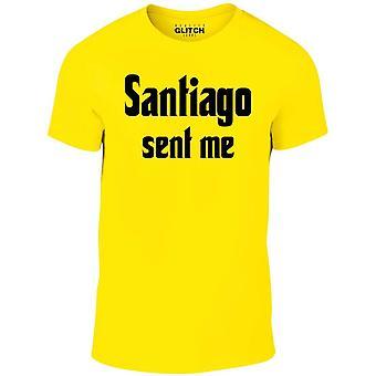 Le Santiago m'a envoyé un t-shirt.