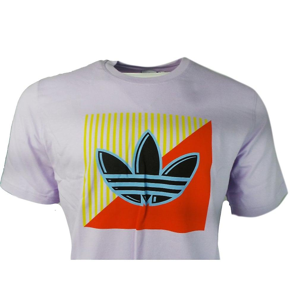 adidas Originals T-Shirts Diagonal Logo T