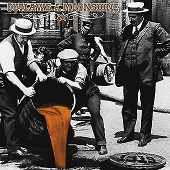 Outlaws & Moonshine - 1919 (E.P.) [CD] USA import