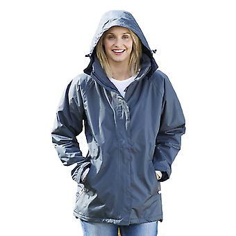 Ladies Country Estate Lindale vedenpitävä Fleece vuorattu talvi takki