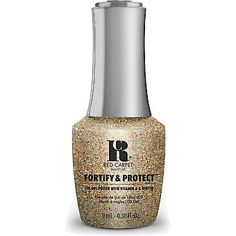 Red Carpet Manicure LED Gel Nail Polish - Toasting To Me (20798) 9ml