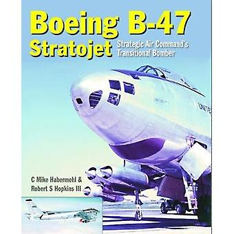 Boeing B47 Stratojet by Mike Habermehl