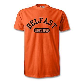Kreuzfahrer 1898 gegründet Fußball Kinder T-Shirt