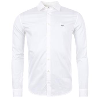 BOSS Casual Slim Fit Poplin Shirt