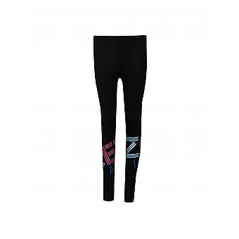 Kenzo Kids Leggings logo multicolore