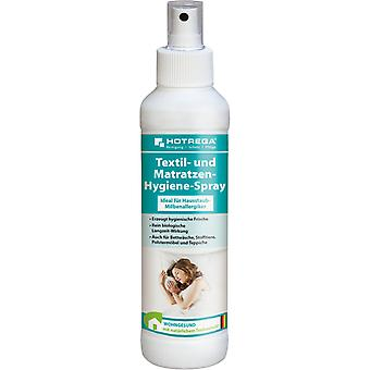 HOTREGA® textile and mattress hygiene spray, 250 ml spray bottle