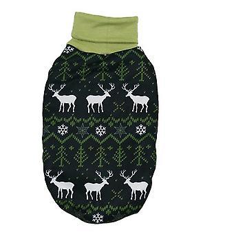 MI&DOG Turtleneck Sweatshirt Plush Garments Punto T-45