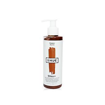 Dphue Gloss+ Semi-permanente haarkleur en diepe conditioner - # Koper - 192ml/6.5oz