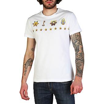 Versace Jeans Original Men Spring/Summer T-Shirt - White Color 35144
