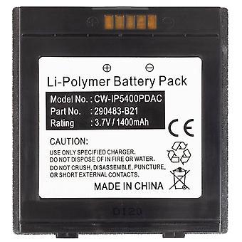 HP Compaq の iPAQ PDA 5550 H5550 5450 H5450 5500 5555 H5500 PE2030 H5150 290483 B21 PE2030A 用バッテリー
