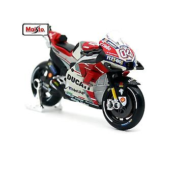 Maisto Moottoripyörä 1:18 Ducati Desmosedici Moto GP