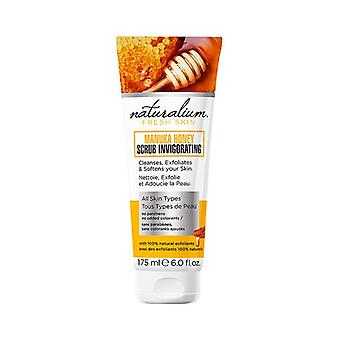 Exfoliating Cream Manuka Honey Naturalium (175 ml)