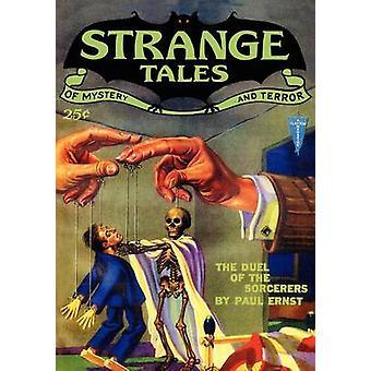 Pulp Classics Strange Tales 4 de marzo de 1932 por Betancourt & John & Gregory