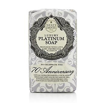 7070 Anniversary luxury platinum soap with precious platinum (limited edition) 213117 250g/8.8oz