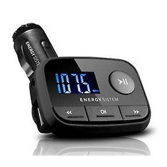 Car MP3 Player Energy Sistem 384600 FM LCD SD / SD-HC (32 GB) USB Black