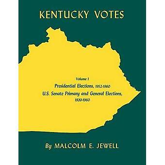 Votos de Kentucky por Malcolm E. Jewell