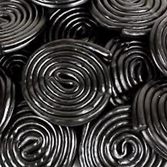 2 Pack of 135g Bags of Liquorice Wheels