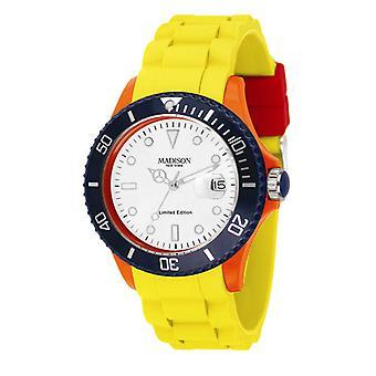 Unisex Watch Madison U4484C (40 mm)